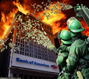 Bank of America Bailout