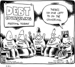 Debt Bubble: A Dangerous New Phase