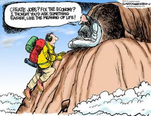 Economy Turning Around