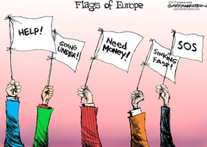 Europe Bailout News