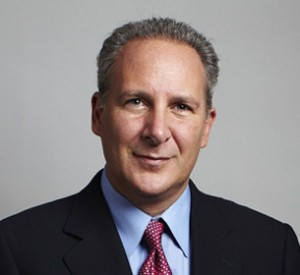 Peter Schiff: Gold 2014, More QE, Tsunami of Inflation & More