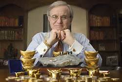 Gold Expert Jim Sinclair: $50,000 Gold, US Dollar Collapse, Hyperinflation and More