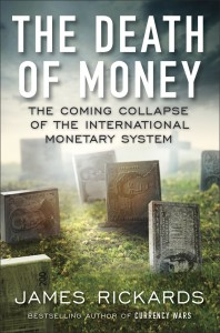 The Death of Money Cover Art