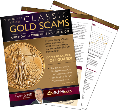 Classic Gold Scams